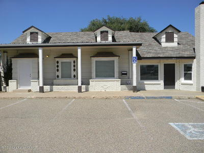 Randall County Commercial For Sale: 4112 50th Ave