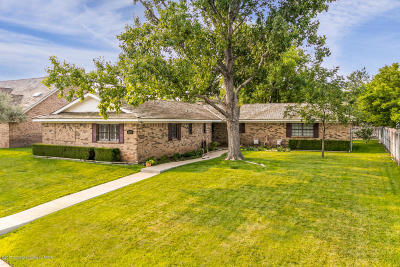Randall County Single Family Home For Sale: 6207 Hyde Pkwy