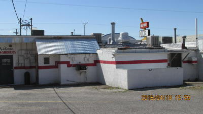Commercial For Sale: 207 Main St. S