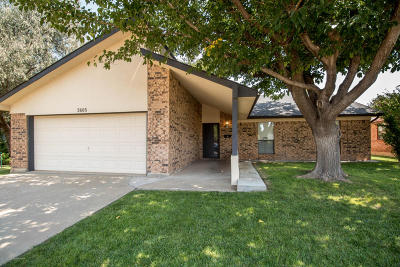 Amarillo Single Family Home For Sale: 3605 Austin St