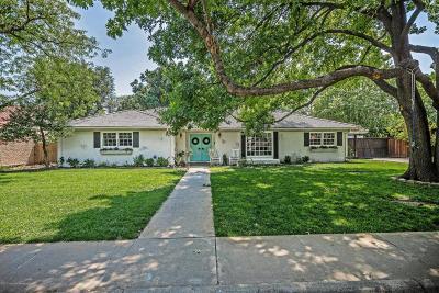Amarillo Single Family Home For Sale: 5309 Everett Ave