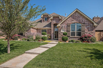 Amarillo Single Family Home For Sale: 7908 Kingsgate Dr
