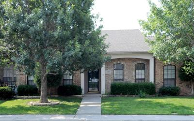 Amarillo Condo/Townhouse For Sale: 7309 Parkway Dr