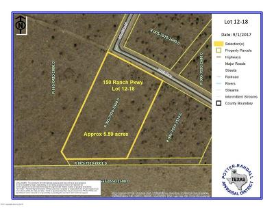 Canyon Residential Lots & Land For Sale: 150 Ranch Pkwy