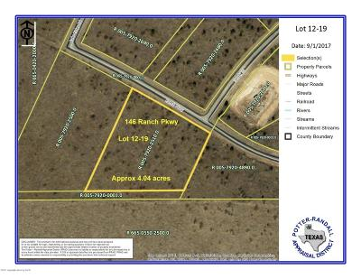 Canyon Residential Lots & Land For Sale: 146 Ranch Pkwy