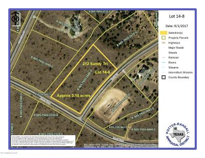 Canyon Residential Lots & Land For Sale: 212 Sandy Trl