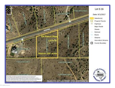 Residential Lots & Land For Sale: 124 Ranch Pkwy