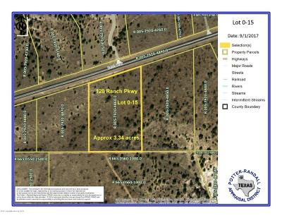 Canyon Residential Lots & Land For Sale: 120 Ranch Pkwy