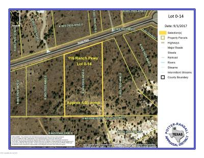 Canyon Residential Lots & Land For Sale: 116 Ranch Pkwy