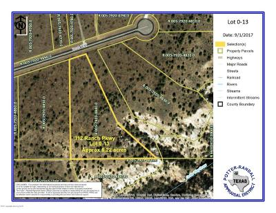 Canyon Residential Lots & Land For Sale: 112 Ranch Pkwy