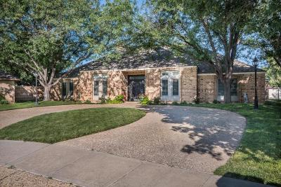 Amarillo Single Family Home For Sale: 3526 Beau Brummel Pl