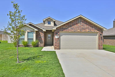 Amarillo Single Family Home For Sale: 9002 Witmer Ct
