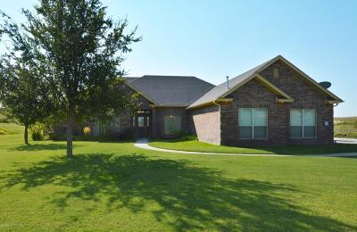 Canyon Single Family Home For Sale: 8401 Shady Lake Dr