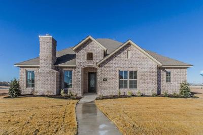 Amarillo Single Family Home For Sale: 6302 Foley Square