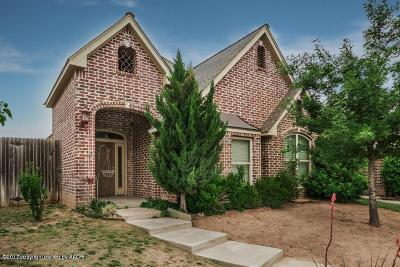 Amarillo Single Family Home For Sale: 2101 42nd Ave