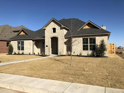 Amarillo Single Family Home For Sale: 6303 Foley Square