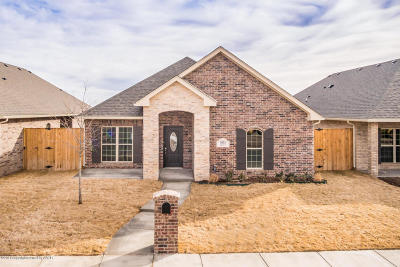 Amarillo Single Family Home For Sale: 6315 Mosley St