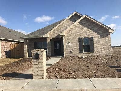 Amarillo Single Family Home For Sale: 6317 Mosley St