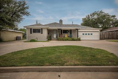 Amarillo Single Family Home For Sale: 3426 Julian S Blvd