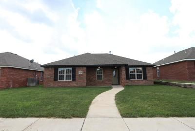 Amarillo Single Family Home For Sale: 4306 Pine St