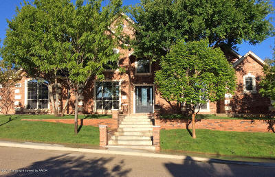Amarillo Single Family Home For Sale: 19 Cypress Pt.