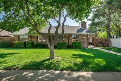 Randall County Single Family Home For Sale: 3503 Goodfellow Ln