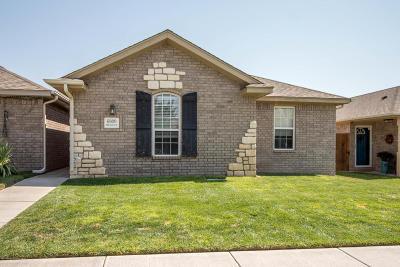 Amarillo Condo/Townhouse For Sale: 6809 Mosley St