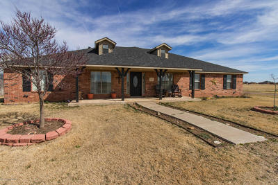 Amarillo Single Family Home For Sale: 5351 Coyote Springs
