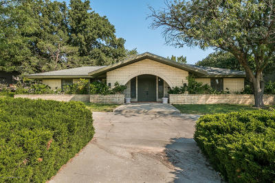 Amarillo Single Family Home For Sale: 4338 Charles St