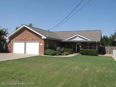 Amarillo Single Family Home For Sale: 6714 Hatton Rd