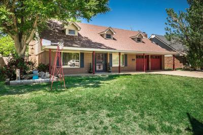 Amarillo Single Family Home For Sale: 4608 Matador Trl