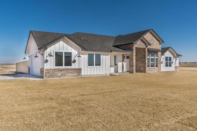 Amarillo Single Family Home For Sale: 10250 Beechcraft