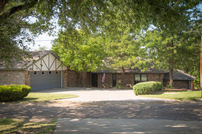 Amarillo Single Family Home For Sale: 124 Bay Rock Cir