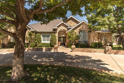 Amarillo Single Family Home For Sale: 7412 Park Ridge Dr