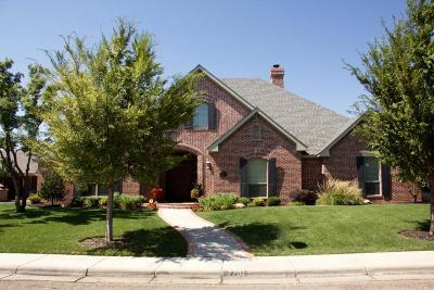 Amarillo Single Family Home For Sale: 7701 New England Pkwy