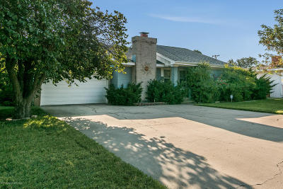 Amarillo Single Family Home For Sale: 2905 Eddy St