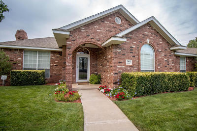 Randall County Single Family Home For Sale: 5804 Foxcroft Dr