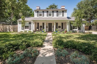 Amarillo Single Family Home For Sale: 1510 Bonham S St
