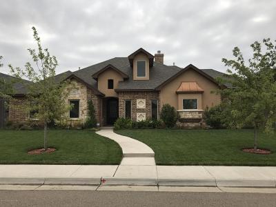 Amarillo Single Family Home For Sale: 6503 Chloe Cir