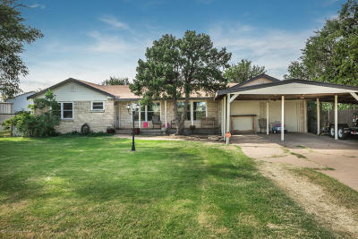 Amarillo Single Family Home For Sale: 5159 Arden Rd