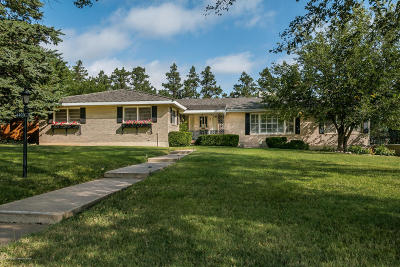 Amarillo Single Family Home For Sale: 4400 3rd Ave