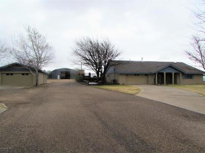 Amarillo Single Family Home For Sale: 12185 Burlington Rd