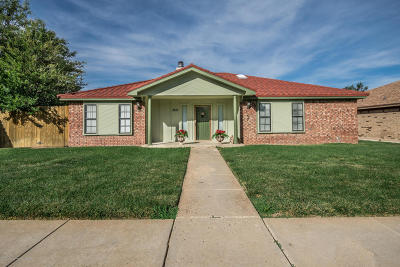 Randall County Single Family Home For Sale: 3516 Tripp Ave