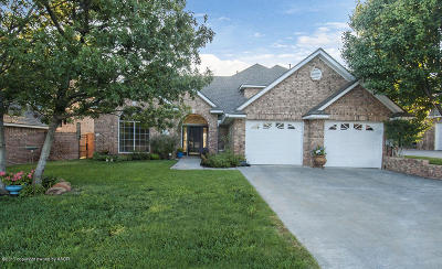 Amarillo Single Family Home For Sale: 11 Pinecrest Dr