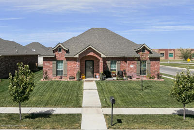 Amarillo Single Family Home For Sale: 9800 Perry Ave