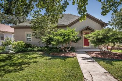 Canyon Single Family Home For Sale: 1900 5th Ave