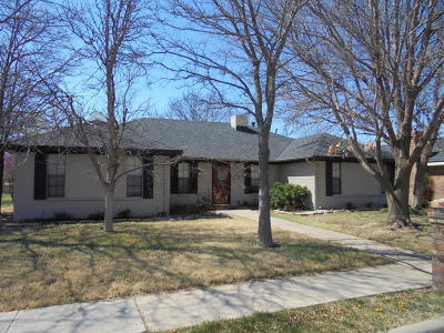 Randall County Single Family Home For Sale: 3556 Sleepy Hollow Blvd