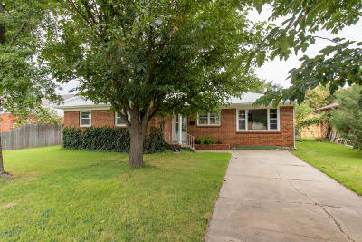 Amarillo Single Family Home For Sale: 5103 Westgate Dr