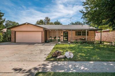 Amarillo Single Family Home For Sale: 4437 Mesa Cir
