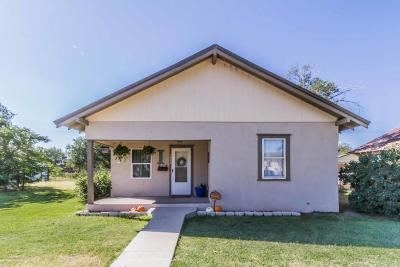 Canyon Single Family Home For Sale: 1406 2nd Ave